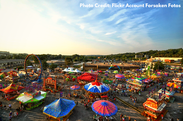 2021 Maryland Agricultural Fair and Show Season in Full Swing