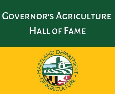 Governor's Agriculture Hall of Fame