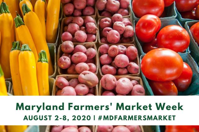 MD Farmers Market Week 2020