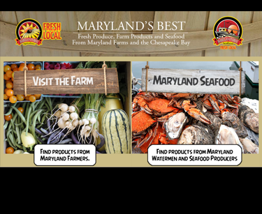maryland's best agriculture seafood