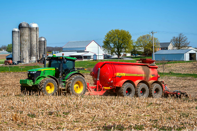 Maryland Department of Agriculture Accepting Proposals for 2022 Animal Waste Technology Fund