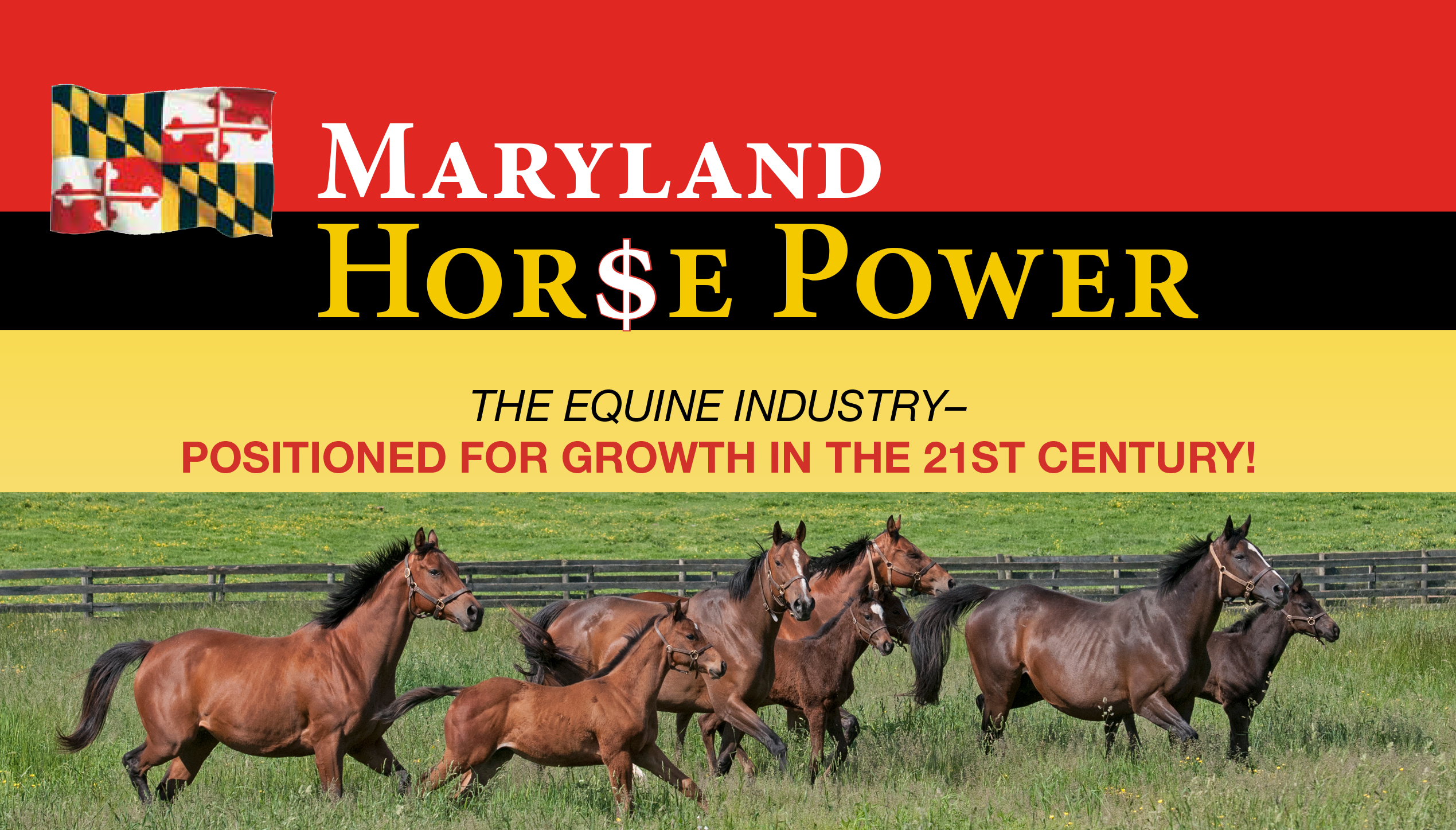 Maryland Horse Power!