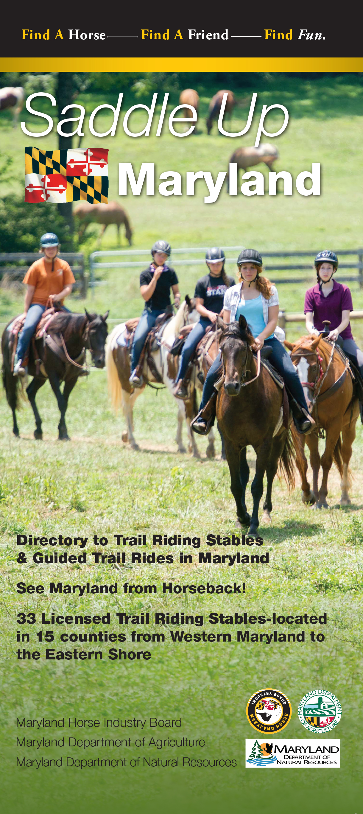 Saddle Up Maryland