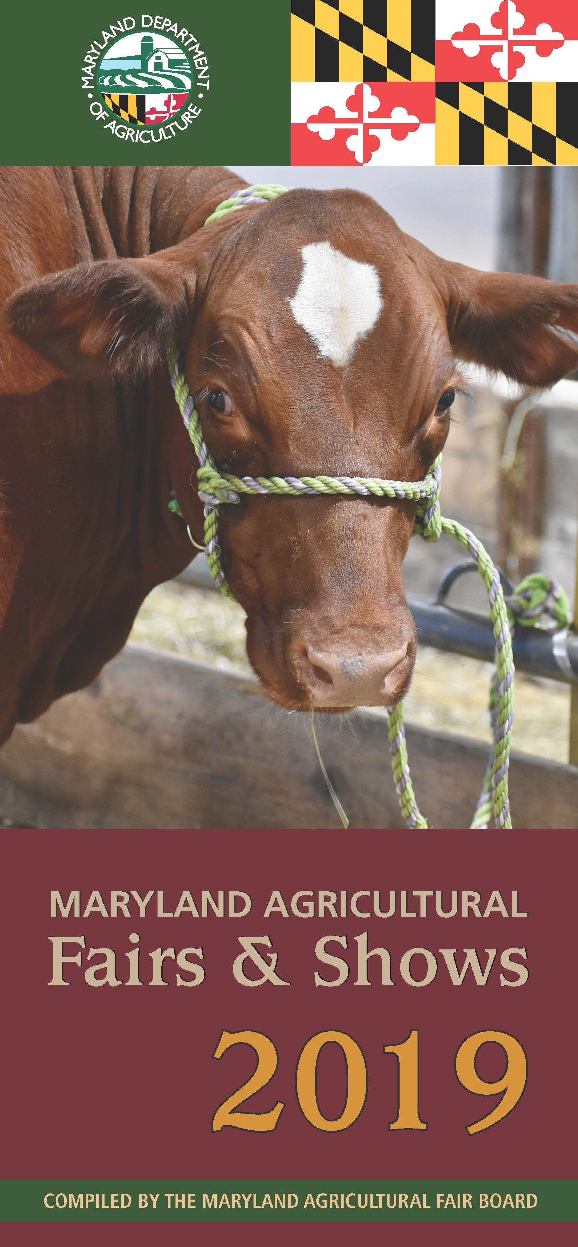 2019 Maryland Agricultural Fairs & Shows